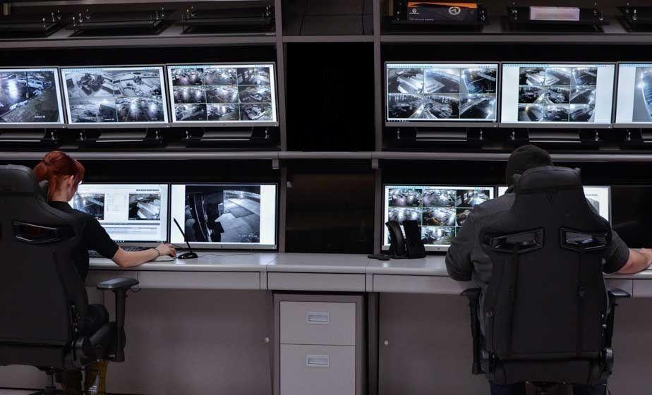Empresa de monitoramento