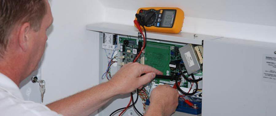 Empresas manutenção de sistema de segurança