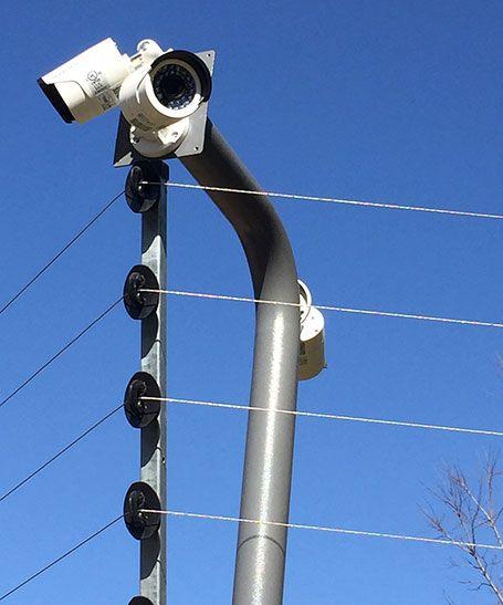 Monitoramento de cerca eletrica