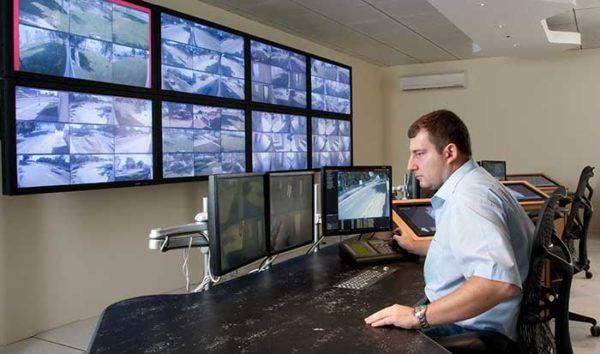 Monitoramento para condominios