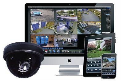 Segurança residencial monitoramento