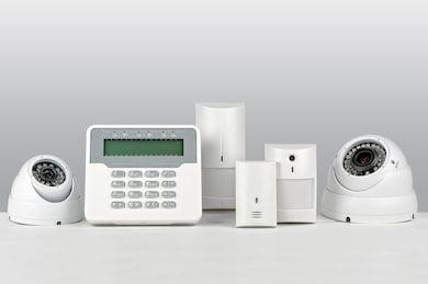 Serviços de monitoramento de alarmes