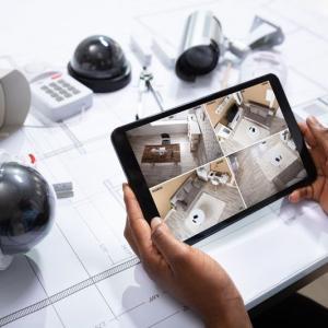 Empresa de instalação de cameras e alarmes