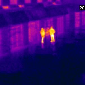 Monitoramento infravermelho