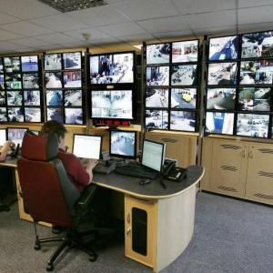 Serviço de monitoramento de cameras